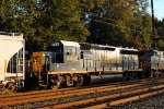 CSX GP38-2S 4418 Q439-08